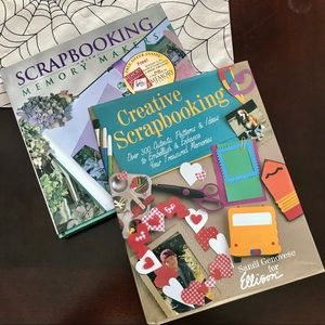 Other - Scrapbooking Instructional Books